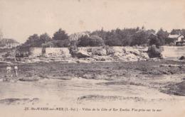 SAINTE-MARIE SUR MER - Villas De La Côte Et Ker Emilia - Vue Prise Sur La Mer - Francia