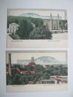 Neustrelitz, 2  Schöne Karten Um 1910 - Neustrelitz