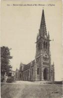 69  Saint Cyr Au Lont D'or L'eglise - Francia