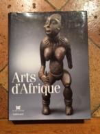 Livre Ouvrage D'Art- ARTS D'AFRIQUE Christiane Falgayrettes-Leveau (SCULPTURES ) Voir Description - Art