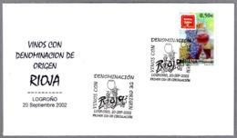 DENOMINACION DE ORIGEN RIOJA - Wine. SPD/FDC Logroño, La Rioja, 2002 - Vinos Y Alcoholes