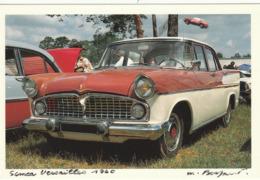 Automobile - SIMCA Versailles 1960 - Passenger Cars