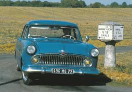 Automobile - SIMCA Ariane 1962 - Passenger Cars