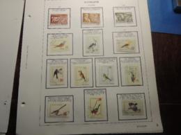 TIMBRES THEMATIQUES ANIMAUX  RUSSIE  ROUMANIE TURQUIE NEUFS*  ET OBLITERES PARFAIT  ETAT - Briefmarken