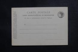 MADAGASCAR - Carte Du Corps Expéditionnaire De Madagascar Non Circulé - L 47413 - Madagaskar (1889-1960)