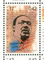 19/11 (vert2) Belgique Timbre Neuf XX Martin Luther King - Martin Luther King