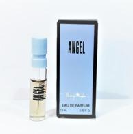 échantillons De Parfum   Tubes ANGEL  De THIERRY MUGLER EDP  1.5 Ml - Campioncini Di Profumo (testers)