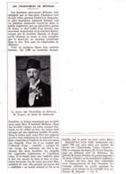 """1927 Les """"charitables De Béthune"""" Le Doyen M.Daquin,devise De L'institution""""Exactitude,Union,Charité"""" TBE - Zonder Classificatie"""