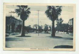 ROSARIO - BOULEVARD ORENO 1926  VIAGGIATA FP - Argentina
