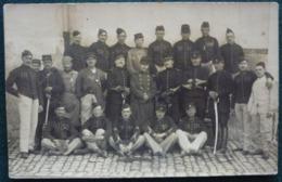 LUNEVILLE - 01 MAI 1913 , SOLDATS INFANTERIE - Luneville