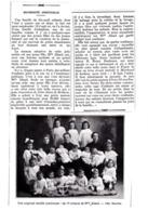 """1927 Maternité Spirituelle,Les 19 Enfants De Mlle ALLARD,créa L'oeuvre Au Nom De """"Association De Notre-Dame De Béthanie"""" - Zonder Classificatie"""