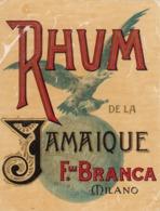 Rhum De La Yamaique - F.lli Branca - Rhum