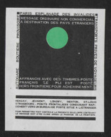 FRANCE 1968 - GREVE - PARIS ESPLANADE DES INVALIDES - Streikmarken
