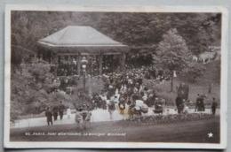 Paris, Parc Montsouris, La Musique Militaire - Parcs, Jardins