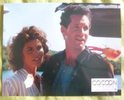 8 Photos Du Film Cocoon Le Retour (1988) - Albums & Collections