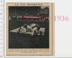 Sport Vintage Lutte Romaine à Paris CHV20 - Zonder Classificatie