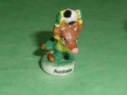Fèves / Sports : Tous Fous De Foot , Australie    T124 - Sport