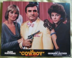 12 Photos Du Film Le Cowboy, Un Super Flic (1984) – Lautner - Albums & Collections