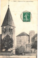 Carte POSTALE  Ancienne  De THIZY - Thizy