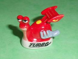 Fèves / Film / BD / Dessins Animés : Turbo , Escargot , 2013  T4 - Cartoons