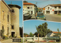 69  Mions Vues Multiples - France