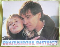 12 Photos Du Film District Chateauroux (1987) - Albums & Collections