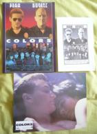 10 Photos Du Film Colors (1988) - Albums & Collections