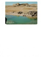 Grande Cpm - Afghanistan -  Ruines Fort TCHAKTCHERAN - Musiciens Rives Hari Roud - 1980 - Afghanistan