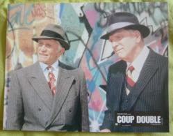 12 Photos Du Film Coup Double (1987) - Albums & Collections