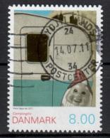 DÄNEMARK - 2011 - MiNr. 1641 BC - Used - Gestempelt - Danimarca