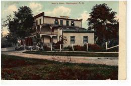 1907 - Moir's Hotel, Huntingdon, Quebec, Montreal News Co. (6739) - Quebec