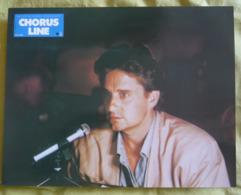 12 Photos Du Film Chorus Line (1986) - Albums & Collections