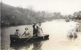 12 - Aveyron - Sainte Eulalie D'Olt - Barque Sur Le Lot - Francia