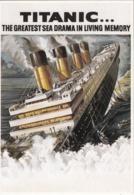 TITANIC.........THE GREATEST SEA DRAMA IN LIVING MEMORY - Piroscafi