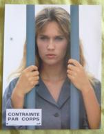 10 Photos Du Film Contrainte Par Corps (1988) - Albums & Collections