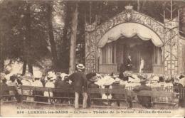 Luxeuil Les Bains La Tosca Theatre De La Nature Jardin Du Casino - Luxeuil Les Bains