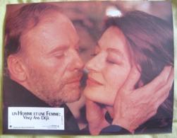 11 Photos Du Film Un Homme Et Une Femme : Vingt Ans Déjà (1986) - Albums & Collections