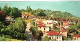 CARTOLINA MAXI 21,5 X 10 - VICENZA - PANORAMA DAL VIALE M. D'AZEGLIO  (VI) - Vicenza