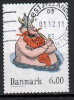 DÄNEMARK - 2011 - MiNr. 1681 BA - Used - Gestempelt - Danimarca