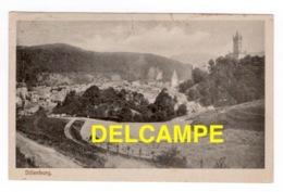 DF / ALLEMAGNE / HESSE / DILLENBURG / VUE GENERALE / 1925 - Dillenburg