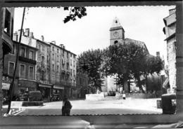 Le Vigan - Place Bonald - Le Vigan