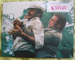 12 Photos Du Film L'implacable Ninja (1981) - Albums & Collections