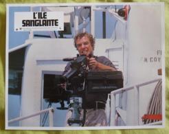 12 Photos Du Film L'île Sanglante (1979) - Albums & Collections