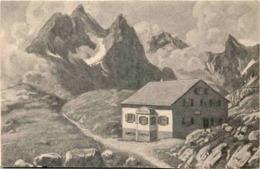 Leutkircherhütte * 14. Dez. 1911 - St. Anton Am Arlberg