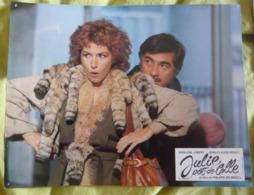8 Photos Du Film Julie Pot-de-colle (1983) – Marlène Jobert - Albums & Collections
