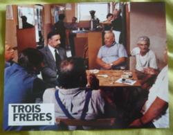 9 Photos Du Film Trois Frères (1981) - Albums & Collections