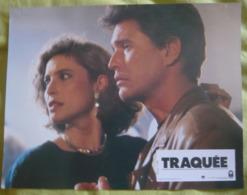 12 Photos Du Film Traquée (1987) - Albums & Collections