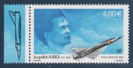 Poste Aérienne N° 66 A , Jacqueline Auriol , Provenant De La Feuille De 10 Timbres , Port Gratuit - Airmail