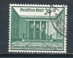 Deutsches Reich 743 Gestempelt Mi. 22,- - Gebraucht