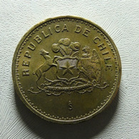 Chile 100 Pesos 1986 - Chile